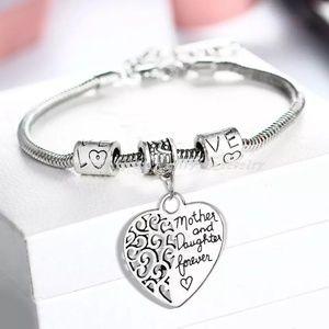 Mother/ Daughter Forever Bracelet